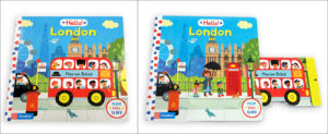 Campbell Book - Hello London